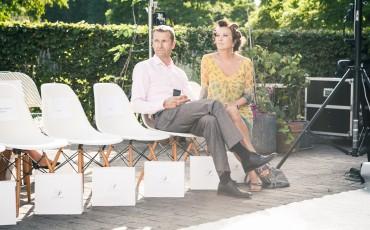 Behind the scenes til Stasia og Priesme modeshow under Copenhagen Fashion Week