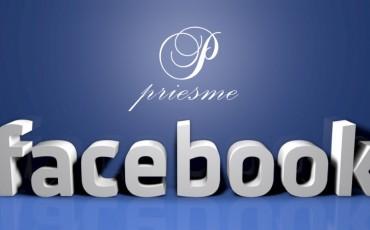 Priesme på Facebook