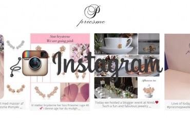 Priesme på Instagram