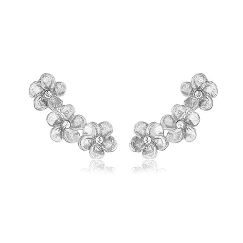 Priesme Classic Boheme sølv ørestikker