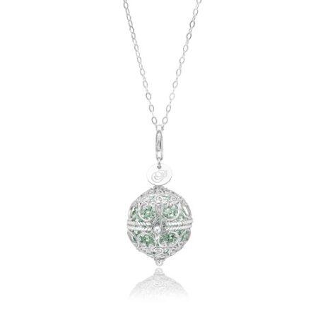 Priesme Change Your Style halskæde i 925 Sterling sølv
