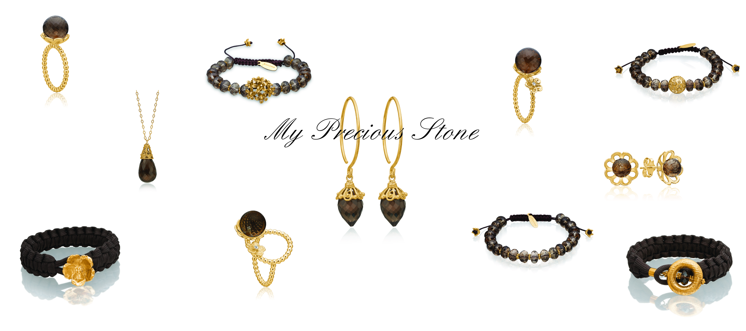 Priesme My Precious Stone smykke kollektion