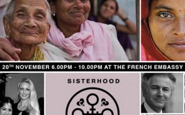 Sisterhood Fundraiser SHOW