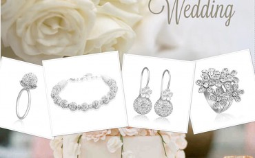 Til bryllup med Priesme bryllupssmykker